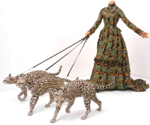 Lesiurely Lady w/Ocelots. Pretty dope, eh?