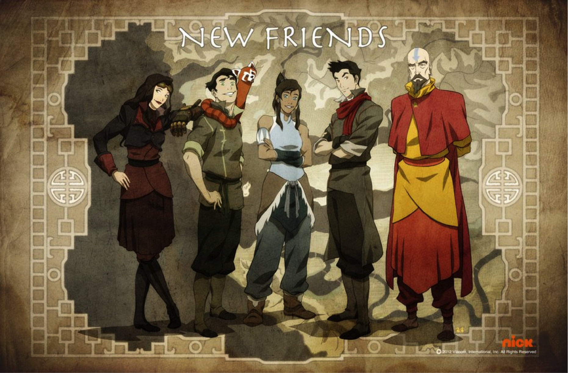 Lessons about story crafting from avatar the legend of korra troy warning this post is not spoiler free so if you havent watched avatar the legend of korra yet and you care about spoilers stay back back i say voltagebd Image collections