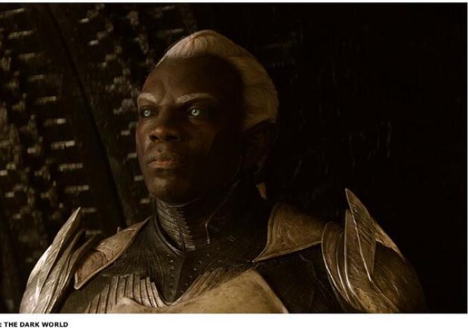 Dark Elves Thor