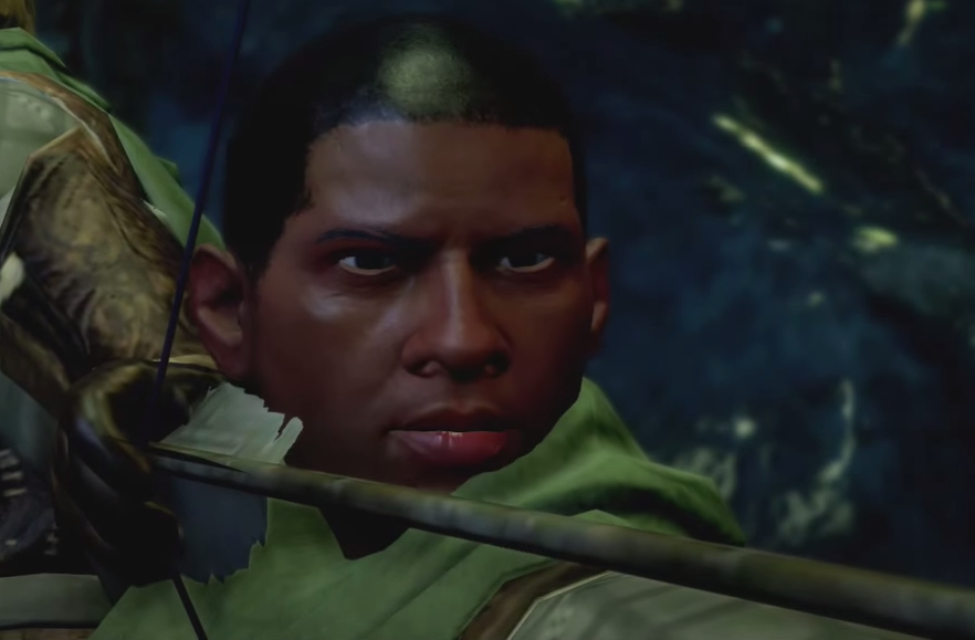 Dragon Age: Inquisitioning While Black | Troy L  Wiggins