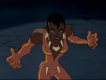 vixen justice unlimited